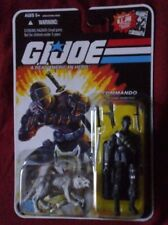 2008 G.I. JOE COMMANDO  CODE NAME: SNAKE EYES BRAND NEW
