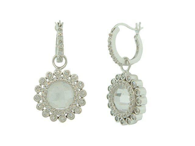 Freida redhman's Perfect Bridal Earring
