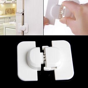 use kids child baby pet safety lock proof door cupboard. Black Bedroom Furniture Sets. Home Design Ideas