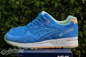 094100158d79 ASICS GEL LYTE SPEED SZ 12 CLASSIC BLUE EASTER PACK H615L 4242