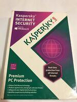 Kaspersky Lab Target electronics computers & tablets software - 8097322