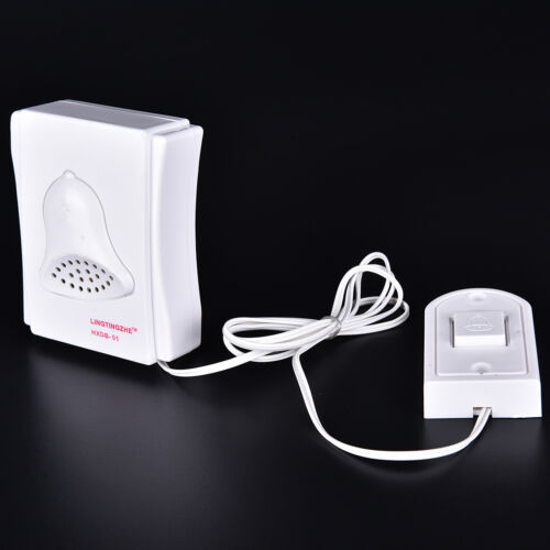 White Wired Easy Installed Electronic Door Bell  CL