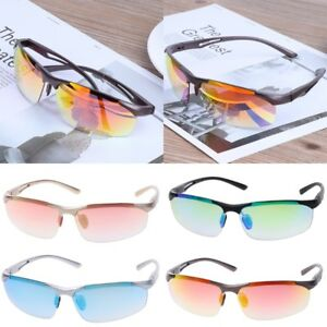 fd8397321f Image is loading Cycling-Sunglasses-Polarized-Goggles-Protection-Sport- Fishing-Bike-