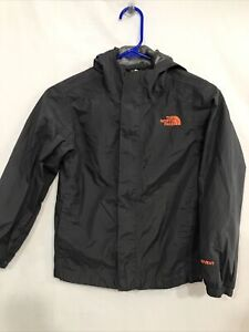 Boys Gray The North Face HyVent Jacket – Size 7/8