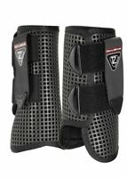 Tri-zone Equestrian Horse Riding Protection All Sport Breathable Light Boot