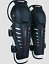 FOX RACING MENS BLACK TITAN RACE KNEE//SHIN GUARDS PAIR OFFROAD DIRT BIKE BAJA OS
