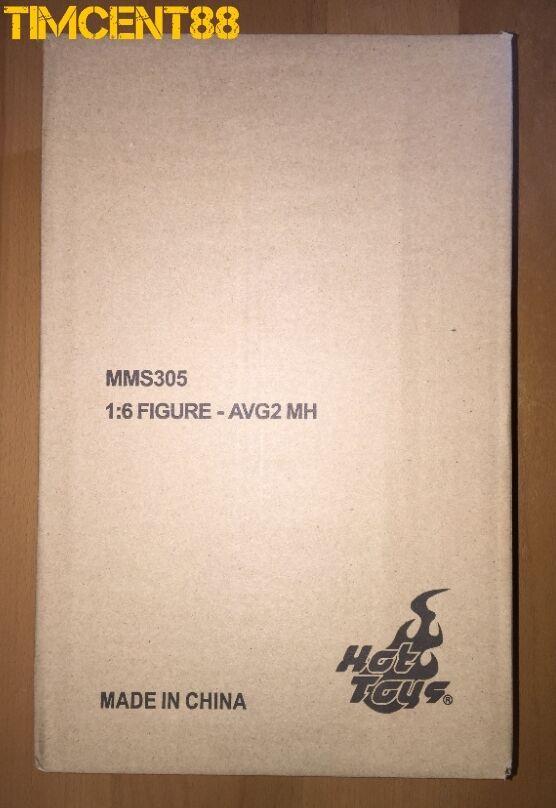 Hot Toys MMS305 Exclusive Toy Fair Avengers 2 2 2 Age of Ultron AOU 1 6 Maria Hill 0e70b5