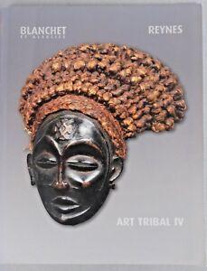 Blanchet Reynes Art Tribal Iv - 1-2004 Drouot Richelieu Art Africain Amazonien Fes3eavi-07163826-947817192