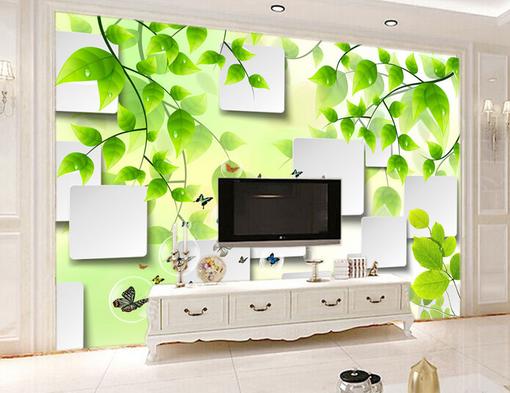 3D Grün Springtime 88 Wall Paper Murals Wall Print Wall Wallpaper Mural AU Kyra