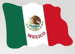 Mexico-Mexico-Iman-Bandera-Bandera-Paises-Diseno-De-Epoxy-Viajes-Recuerdo