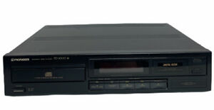 Vintage-Pioneer-Compact-Disc-CD-Player-PD-4300-SR-Tested