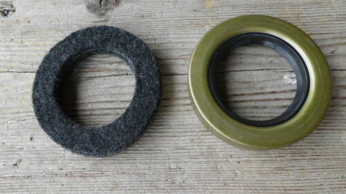 Output Seal heavy duty with felt washer Dana 18 Transfer Case Fits Willys jeep