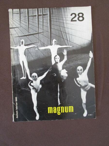 100% QualitäT Magnum 1960 Ballett Musik Tanz Kaffeehaus Literatur Günter Grass Allen Ginsberg