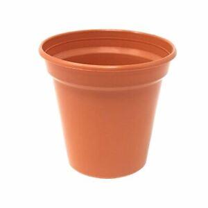 5-X-Bpa-Gratuit-Fabrique-GB-Terre-Cuite-Jardin-Graines-Fleur-Plante-Pot-Pots