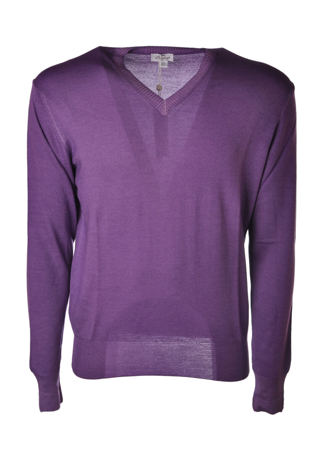 Viadeste - Knitwear-Sweaters - Man - Purple - 4678704E191045