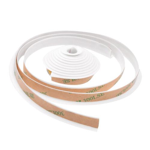 2pcs weiße bindende Purfling Streifen für 36 42 Zoll Gitarren Zubehör
