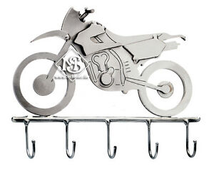 Hinz-amp-Kunst-Original-Enduro-Schluesselbrett-Hakenleiste-Schluesselhalter-aus-Stahl
