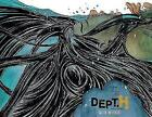 Dept. H Volume 2: After the Flood by Matt Kindt (Hardback, 2017)