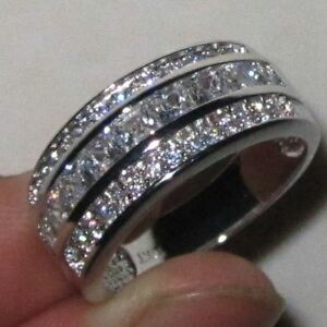 Image Is Loading Elvis Presley 1967 Wedding Ring Band Silver With