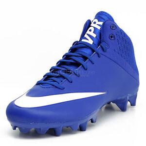 0fdf13fe2bf9 Nike Men's Vapor Speed II TD 3/4 Mid Football Cleats Sz 15 847089 ...