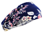 miniature 52 - Bandana Serre-tête élastique soyeux Hairband Coiffure Fashion Yoga Twisted Head Wrap