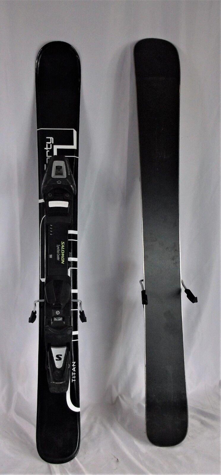 New Adult,Snowblade,FiveFourty,Ski Blade,99cm,USED STEP IN Salomon bindings, FIT