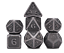7Pcs-Set-Metal-Polyhedral-Dice-DND-RPG-MTG-Role-Playing-and-Tabletop-Games thumbnail 5