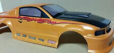 1/10 RC car 190mm on road drift Mustang Body Shell W/Spoiler