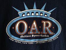 O.A.R. Madison Square Garden New York 2006 Concert Tour T-Shirt Of A Revolution