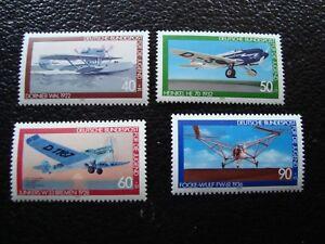 Germany-Rfa-Stamp-Yvert-Tellier-N-850-A-853-N-MNH-CAM1