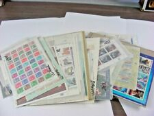 US TRUST TERRITORIES Excellent assortment of MINT NH Souvenir Sheets of Stamps