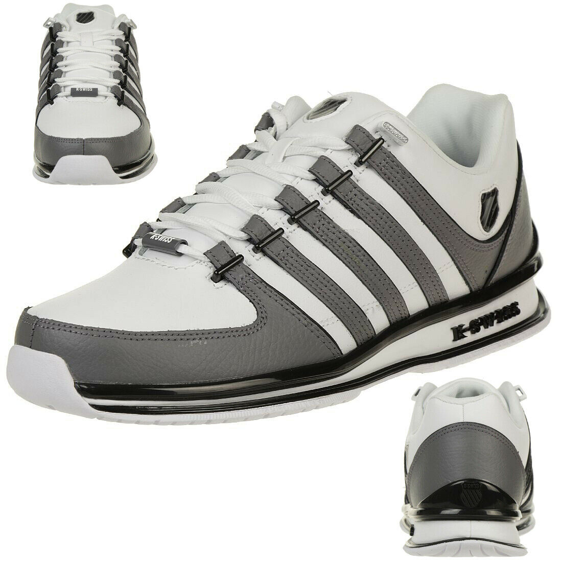 K-Swiss Rinzler Sp Zapatillas 02283-107-M gris