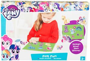 Official-My-Little-Pony-Felt-Fun-NEW