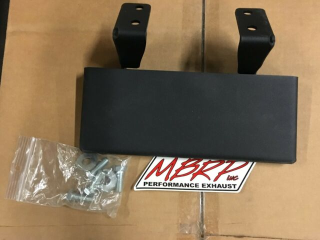 MBRP Exhaust 130715 Rock Rail Step Fits 07-18 Wrangler JK