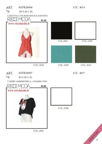 81 2016 shirt T 50 Rose 50 Outlet Estate 63dr26006 € Denny Summer txBBOP