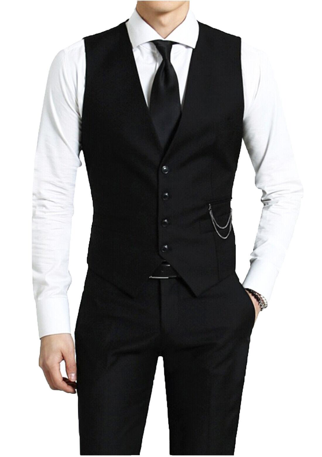 Kayhan herren anzug weste anzugsweste wählbar mit Hemd s s s m l xl xxl weste   Hervorragende Eigenschaften  d646fd
