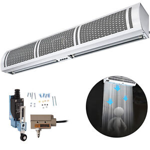 1500mm-Air-Curtain-Air-Conditioner-Curtain-3-Adjustable-Speeds-Shop-Commercial