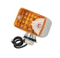 Mini Tail Lights Chrome Amber Lens For Vw Bug Hot Rod Rat Rod Vw Dune Buggy