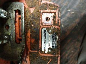 Husqvarna 740422200 Ignition Crankcase O-Ring 165 244 250 252 265 Brushcutters