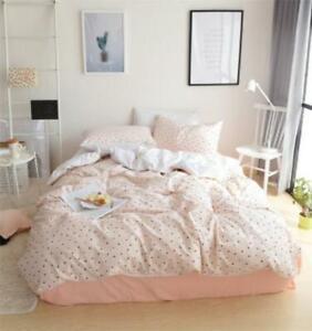3D Black Dots ZHUA2483 Bed Pillowcases Quilt Duvet Cover Set Queen King Zoe