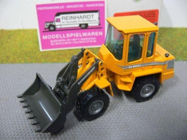 Mercancía de alta calidad y servicio conveniente y honesto. 1 50 NZG ZL 802i Zettelmeyer Zettelmeyer Zettelmeyer excavadora con pala Zettelmeyer 400  promociones emocionantes