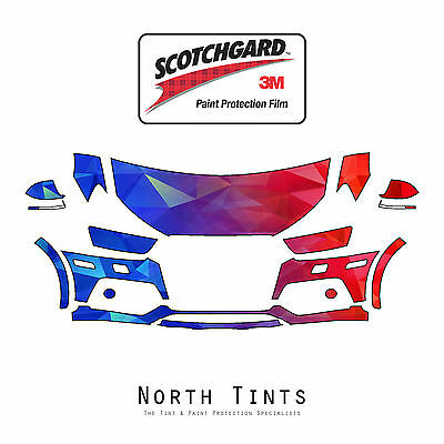 Genuine 3M Scotchgard Paint Protection Film Pre-Cut Kit 2015 2016 2017 Lexus NX