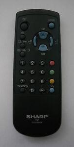 Sharp-G1051BMSA-Fernbedienung-remote-control