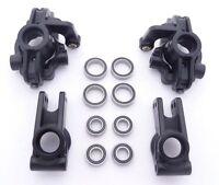 Losi 1/10 Ten-scte 4wd Front Carriers, Rear Hubs & Bearings Spindle Axle Wheel on sale