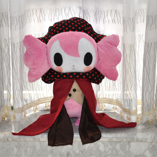 Japan Anime Puella Magi Madoka Magica Charlotte Plush bambola bambola bambola giocattolo Cosplay Gifts 59f578