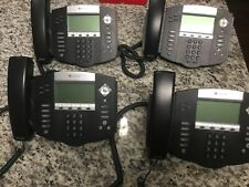 Polycom Soundpoint Ip 550 Phone With Cord Base And Stand