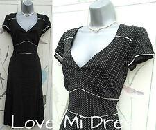 Principles 40's style Polka Dot Tea/Dolly Dress 14 EU42 Spot