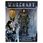 Jakks Warcraft Movie 6 Inch 15 Cm Action Figure Lothar Boxed
