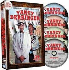 Yancy Derringer Complete Series DVD Set Collection Episode TV Show Westerns Lot