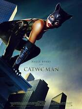 CATWOMAN Movie POSTER 27x40 D Halle Berry Sharon Stone Benjamin Bratt Lambert